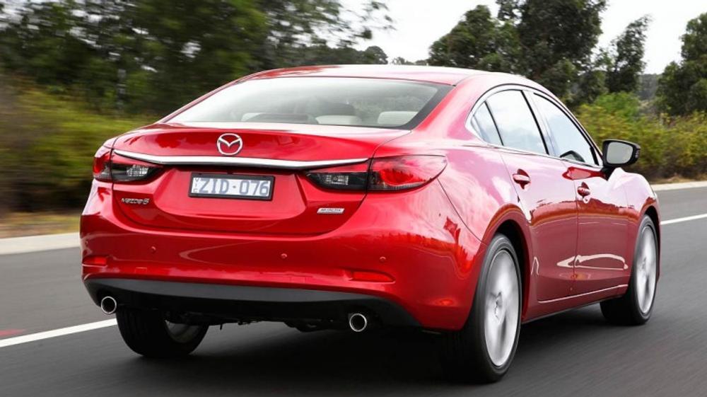 Mazda6 Atenza diesel long-term review