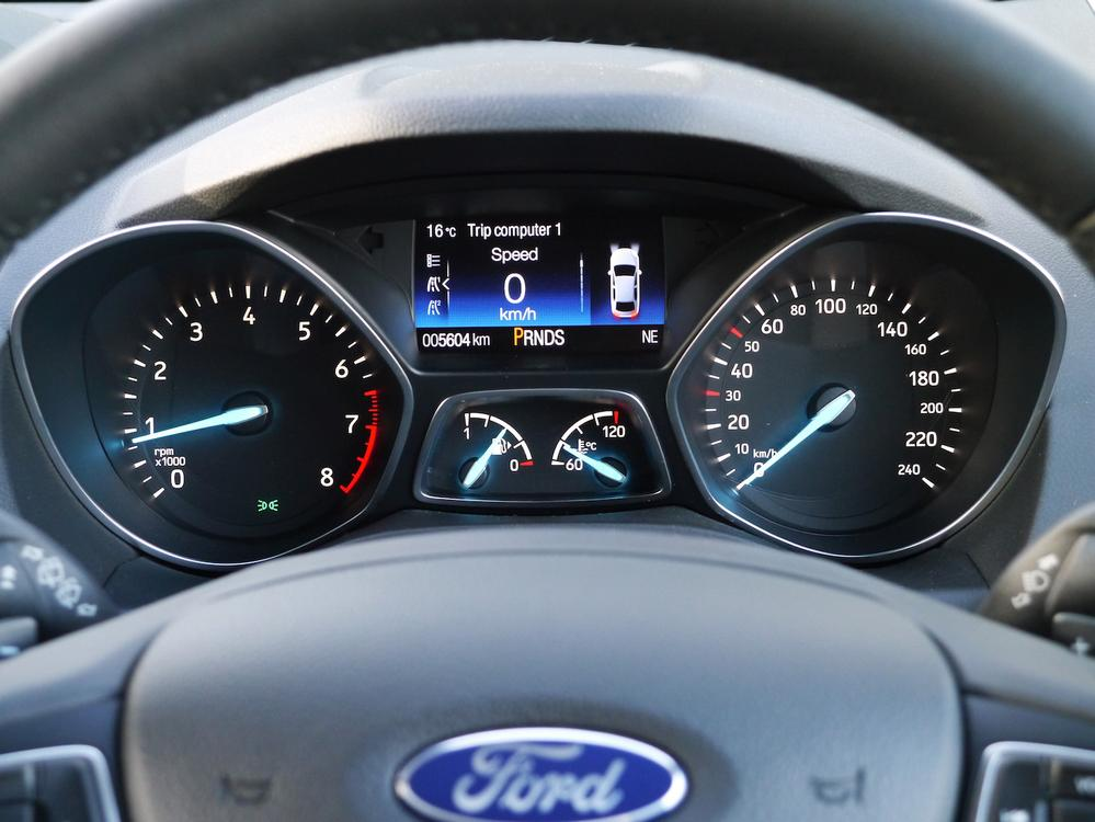 2017 Ford Escape Trend 1 5l EcoBoost 2WD Review   Loaded