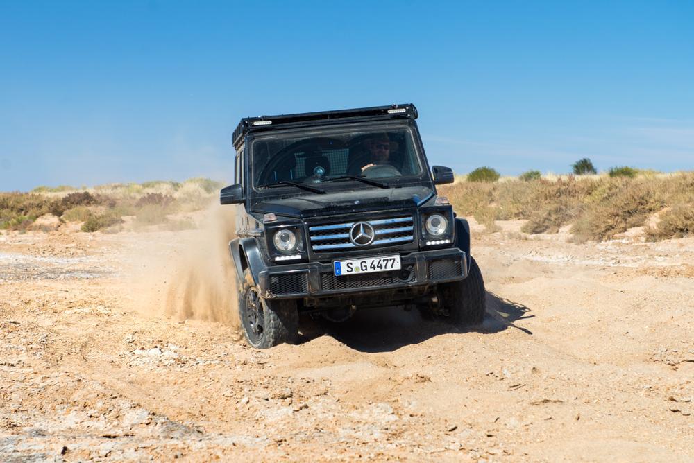 0 Mercedes-Benz G300