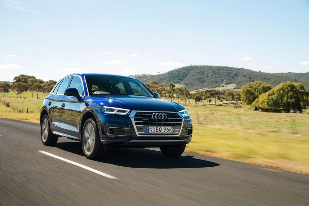 2017 Audi Q5 new car review - Driven: All-new Audi Q5