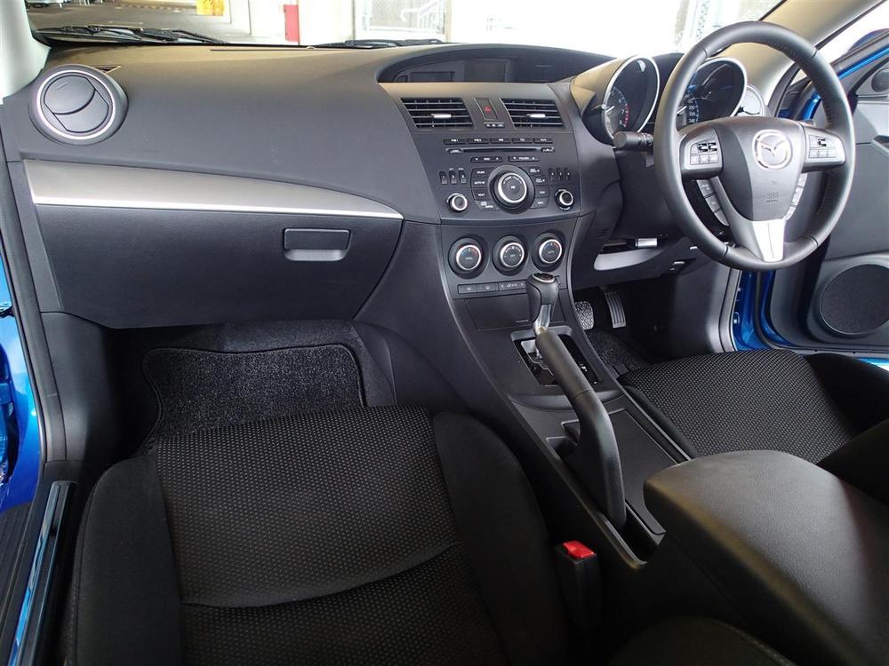 Mazda3 Review   SP20 SkyActiv Automatic Sedan