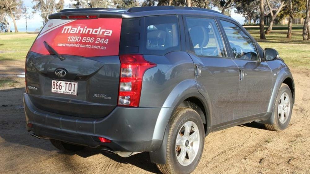 Mahindra XUV-500 new car review
