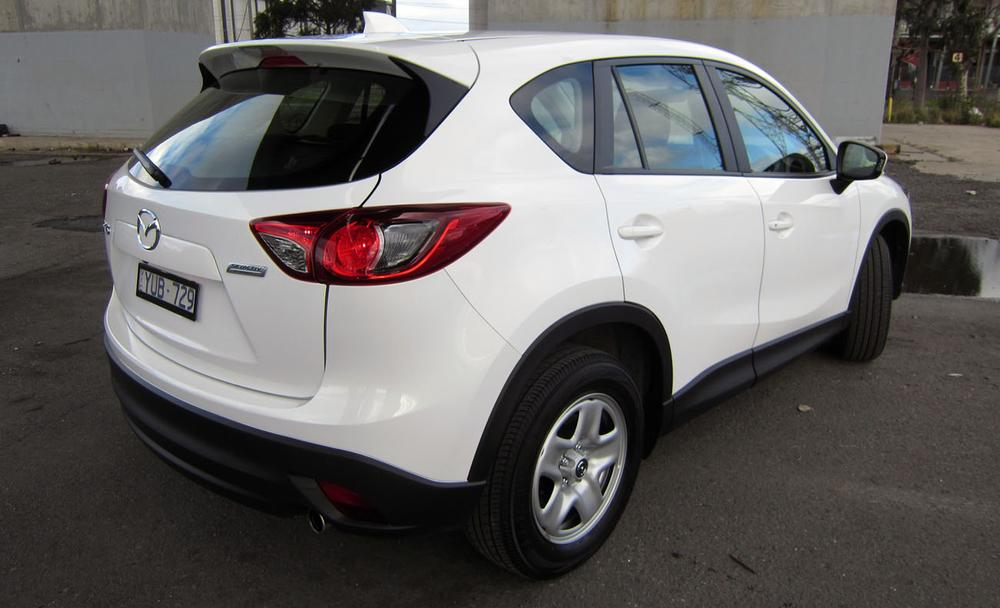 Mazda CX-5 Review | 2012 Maxx Petrol SkyActiv Automatic FWD