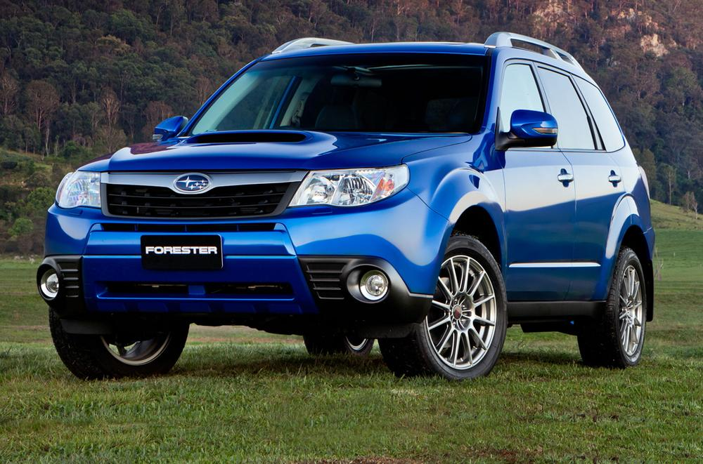 2011 Subaru Forester S-Edition Joins Updated Forester Line-up