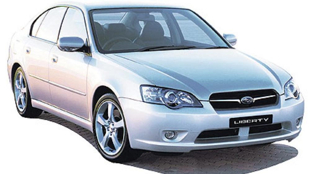 Subaru Liberty 2 0R sedan