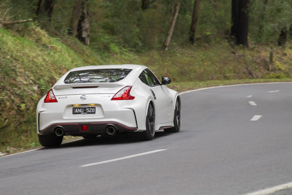 2018 Nissan 370Z Nismo first drive review - 2018 Nissan 370Z