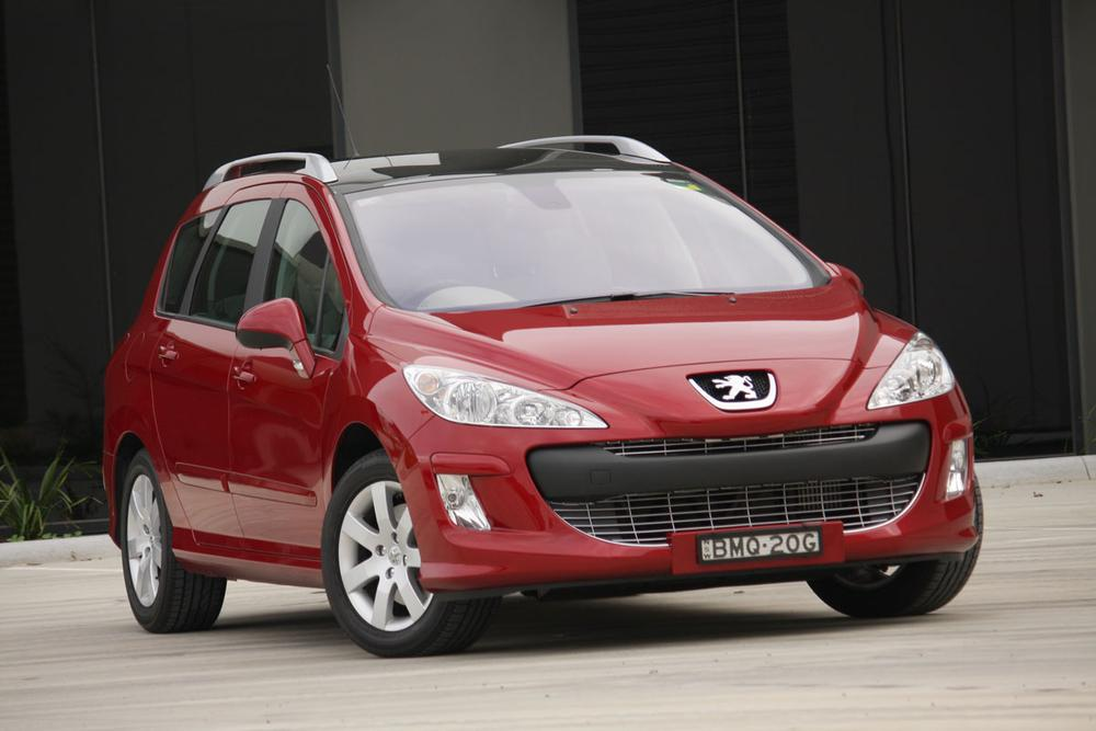 Peugeot 308 Touring Review