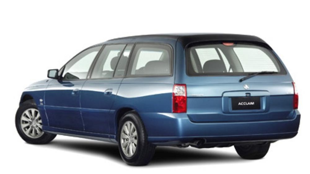 Used car review: Holden Commodore VY-VZ wagon