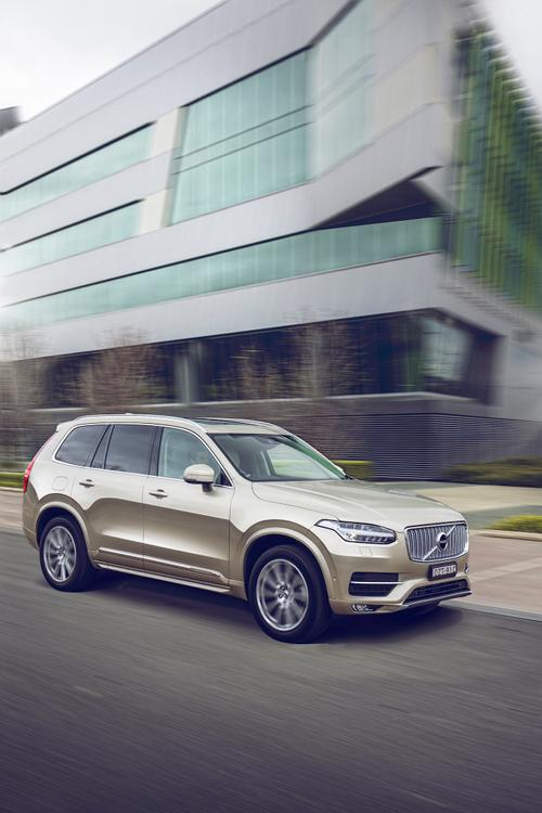 Volvo XC90 Review: 2015 Momentum And Inscription Models