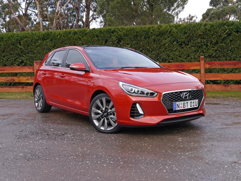 2017 Hyundai i30 SR Premium Auto Review   Hyundai Threatens