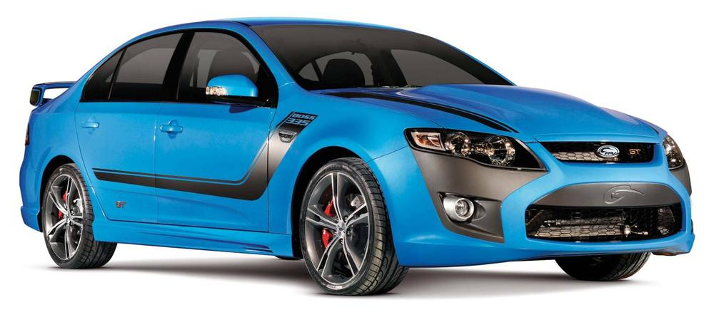 0 FORD PERFORMANCE VEHICLES GT