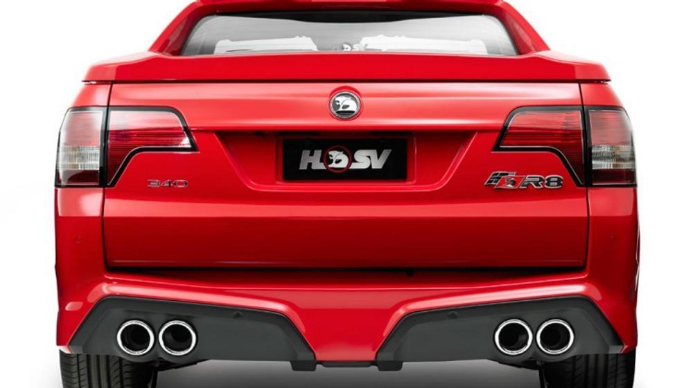 HSV Gen-F: The range