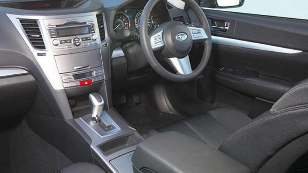 New Subaru Liberty v Rivals