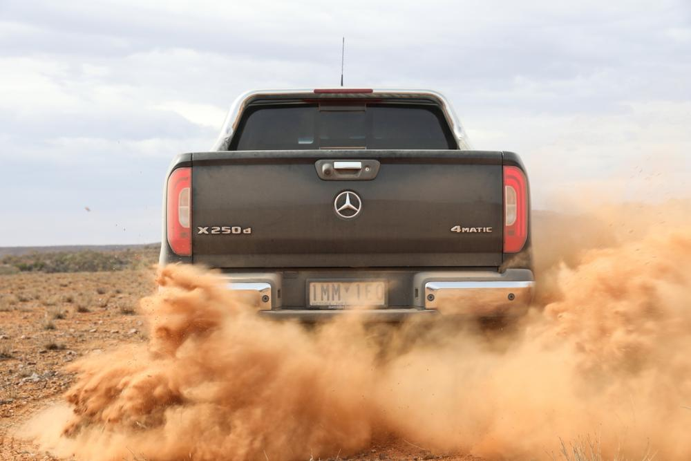 Outback Ute Comparison Test: Ford Ranger v Mercedes-Benz X-Class v