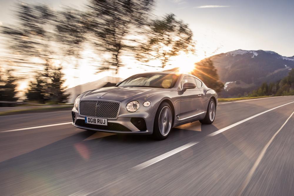 2018 Bentley Continental Gt Review Drive Com Au