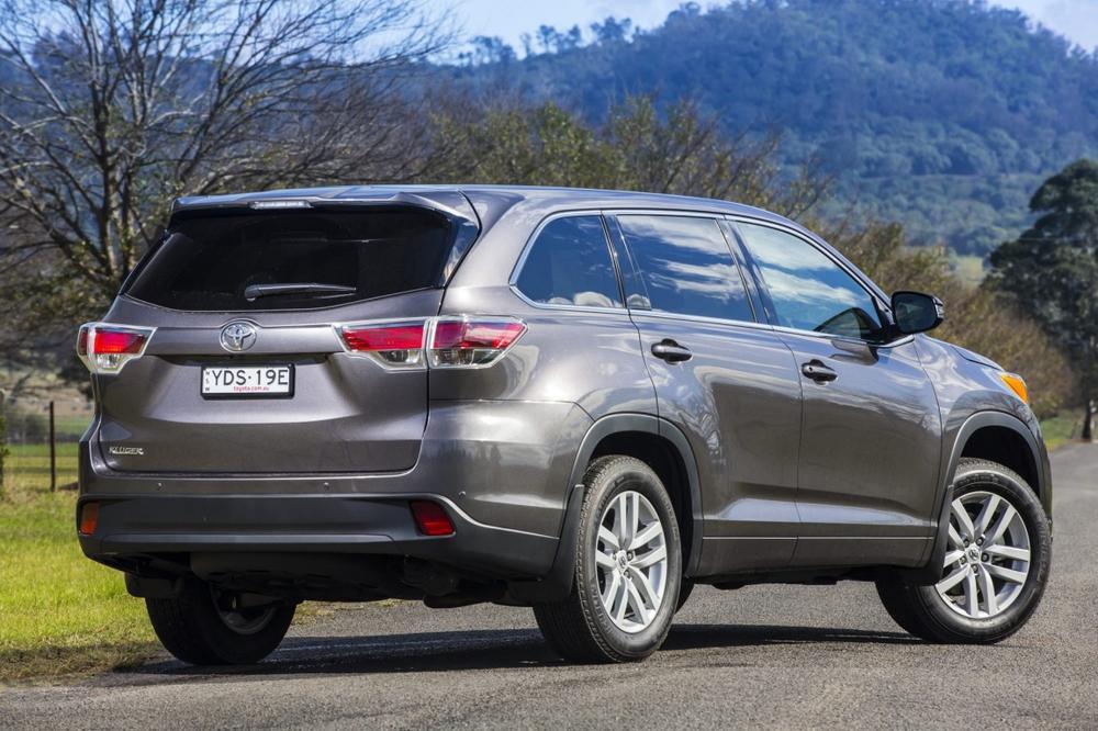 Seven-seat SUV comparison review: New Mazda CX-9 vs Toyota Kluger