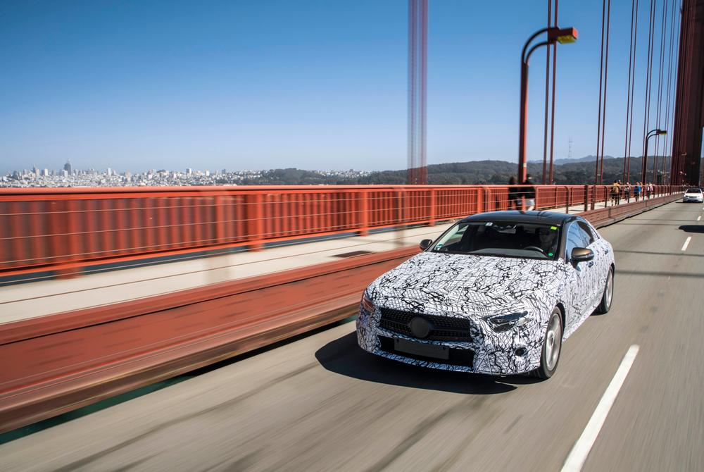 2018 Mercedes-Benz CLS review - Mercedes-Benz's new CLS from