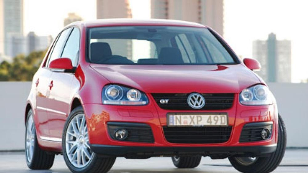 Used car review: Volkswagen Golf GT 2007-09