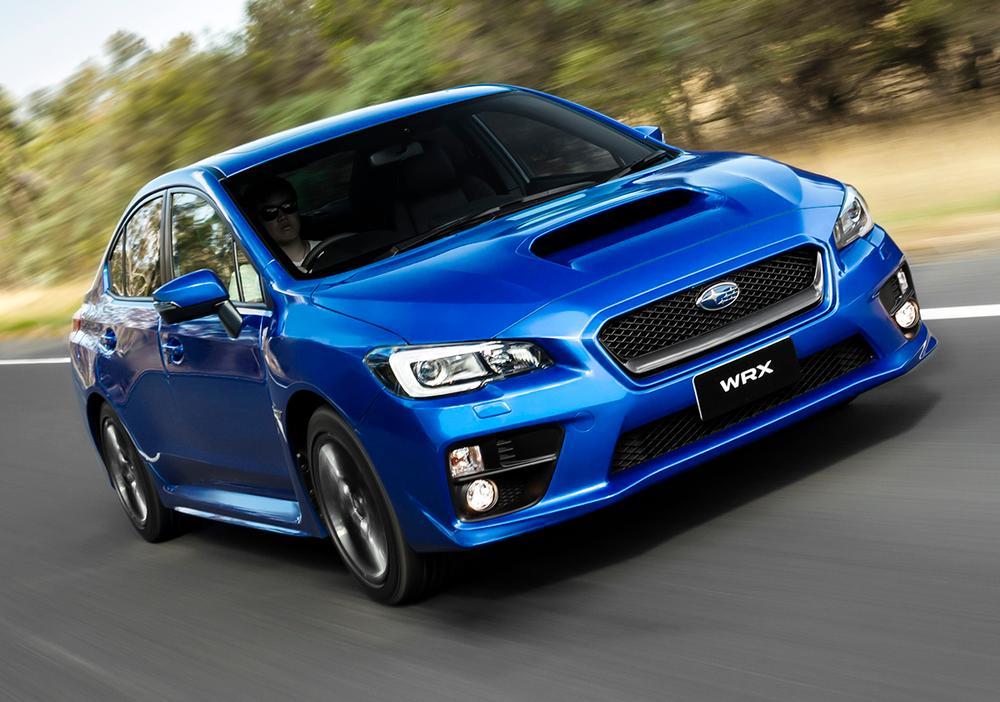 Subaru WRX Review   2014 WRX Premium: Manual And Auto