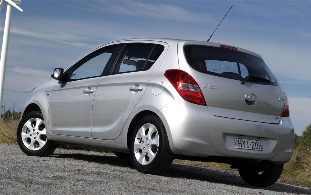 2010 Hyundai i20 Australian Launch First Drive Review