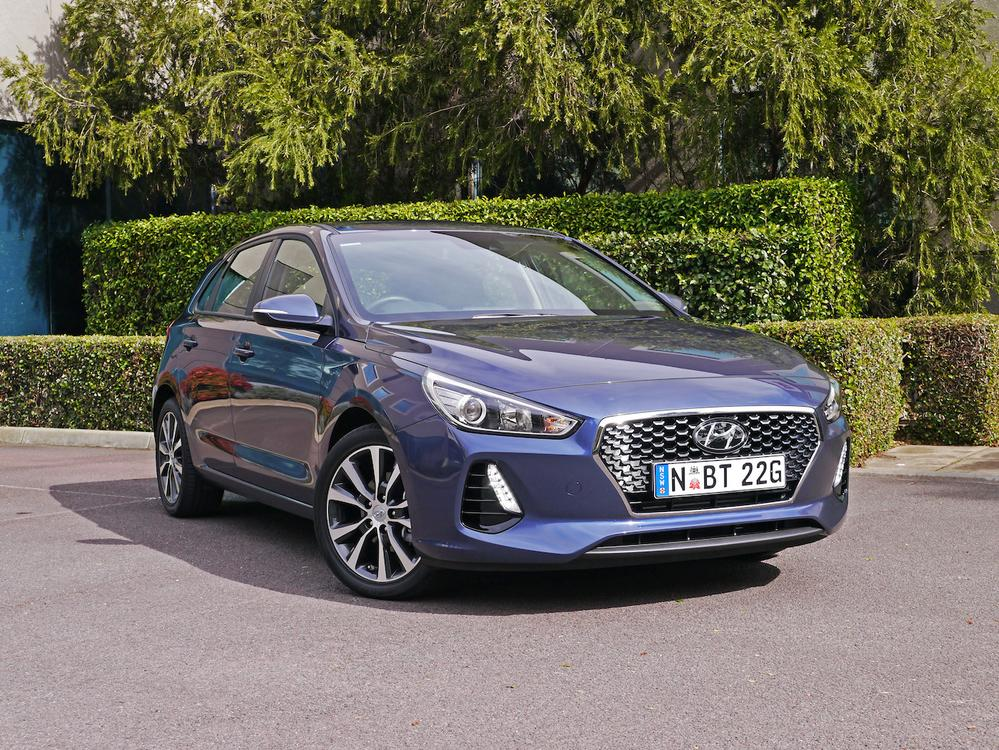 2017 Hyundai i30 Elite Diesel Review   Packed With Safety