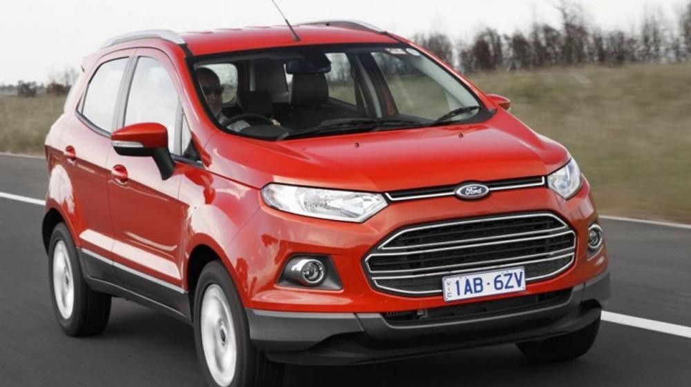 2013 Ford EcoSport