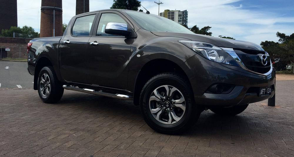 2016 Mazda BT-50 Dual Cab XTR REVIEW, Price, Features