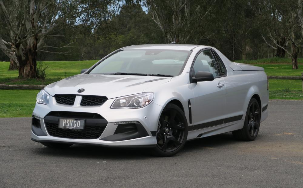 2016 HSV R8 Maloo SV Black REVIEW, Price, Features - Atmo