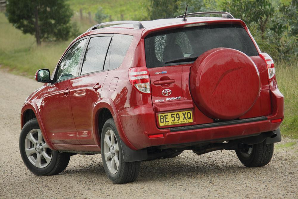 2010 Toyota RAV4 SX6 Automatic Road Test Review