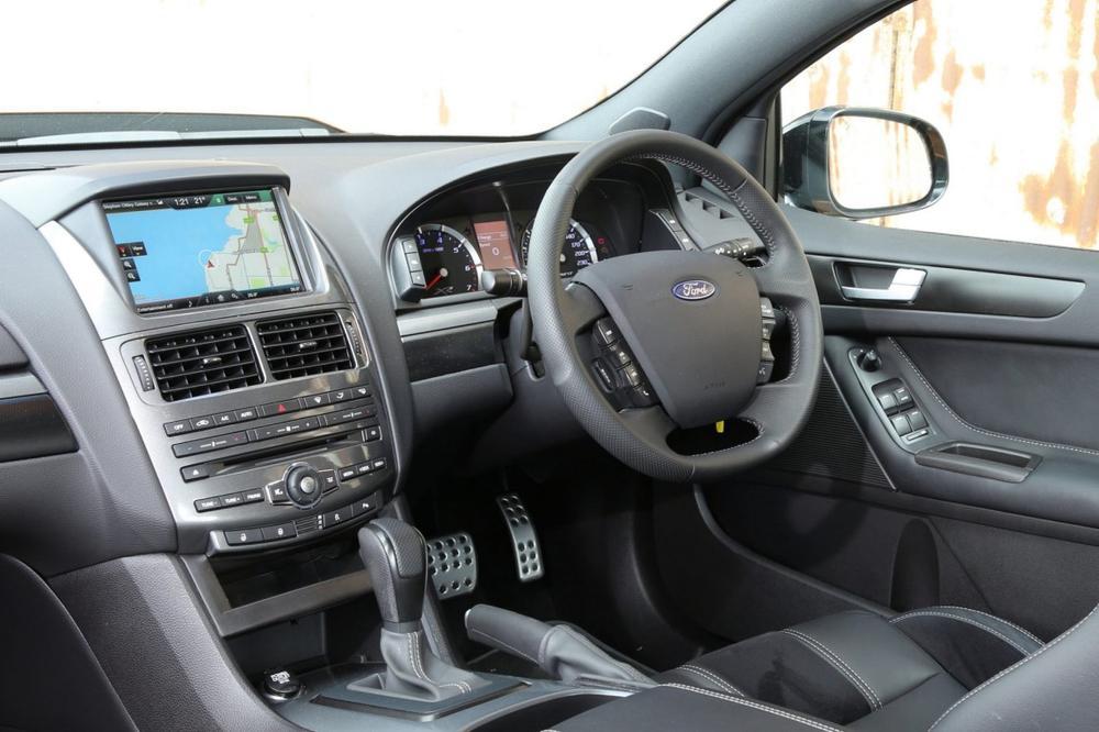 2016 Ford Falcon