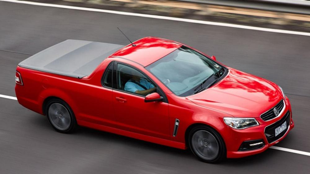 VF Commodore fast facts