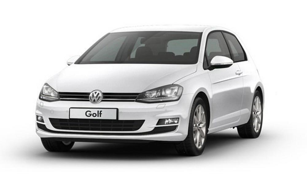 2013 volkswagen golf 3 door revealed on consumer website. Black Bedroom Furniture Sets. Home Design Ideas