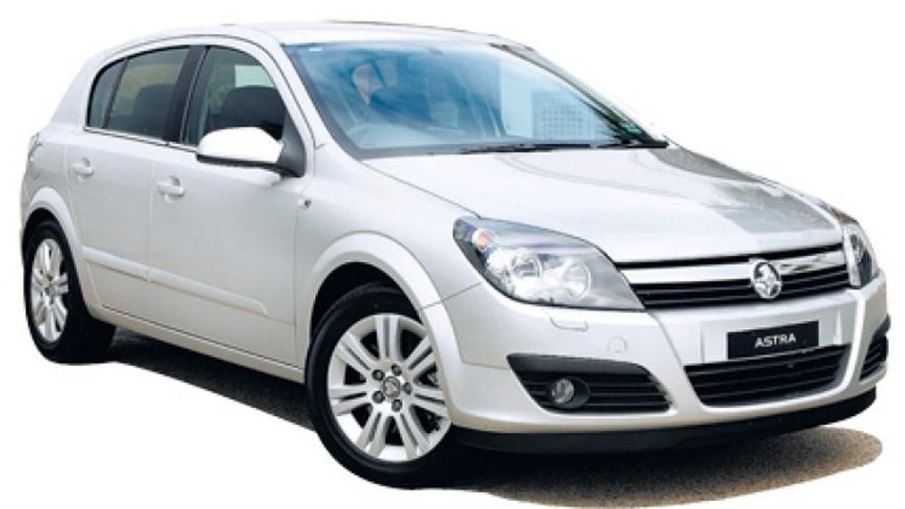 Holden Astra CDTi