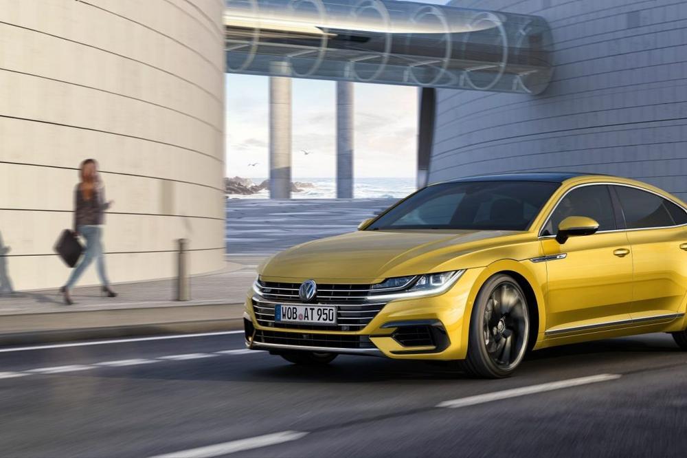 2017 Volkswagen Arteon