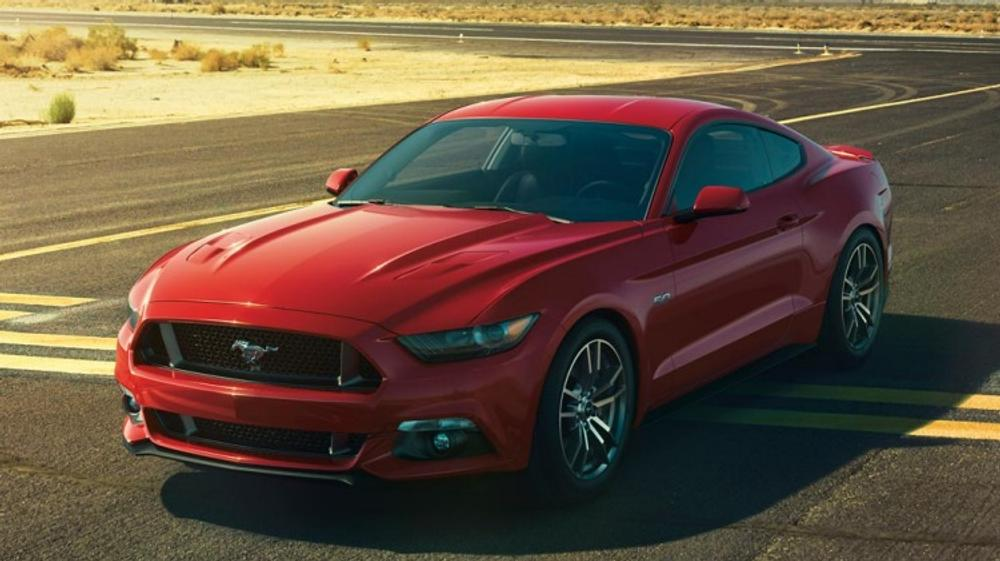 2015 Ford Mustang to produce less power than a Falcon