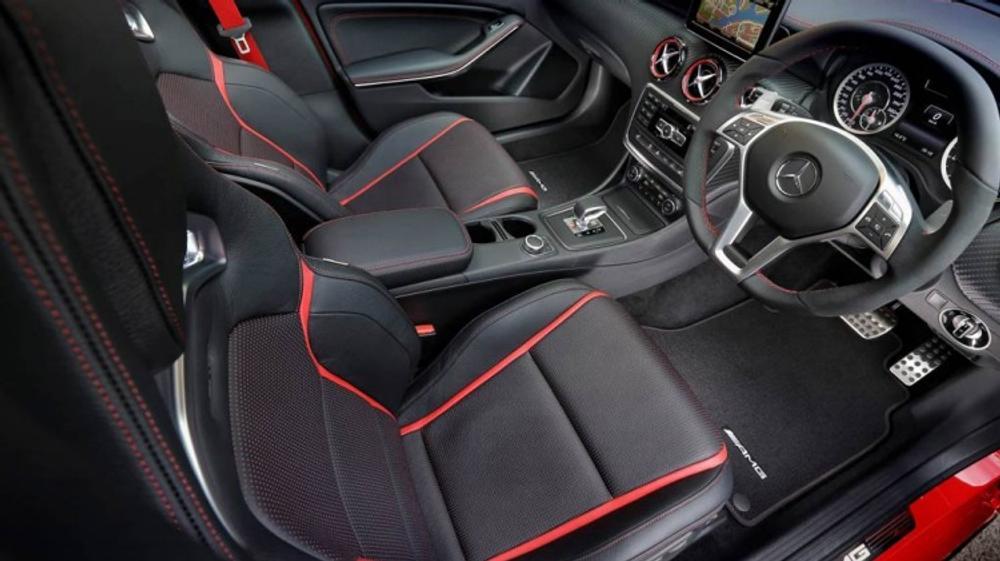 2013 Mercedes-Benz A45