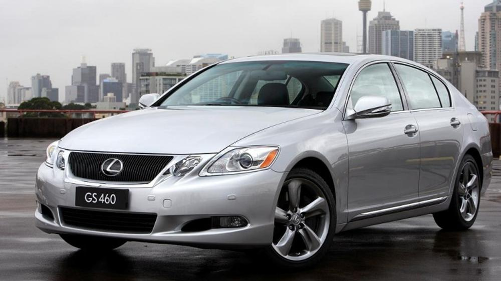 Used car review: Lexus GS 2005-2009