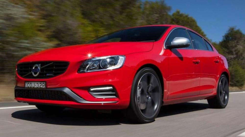 Volvo S60 T5 R Design New Car Review