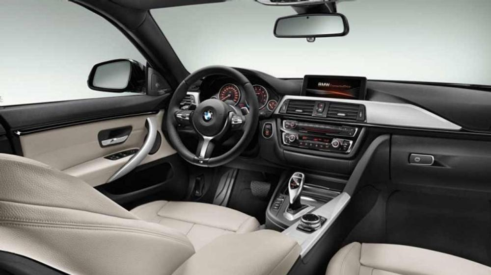 Bmw 4 Series Gran Coupe First Drive Review