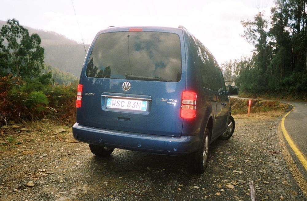 2011 Volkswagen Caddy Maxi Life 4motion And Caddy Maxi Van 4motion