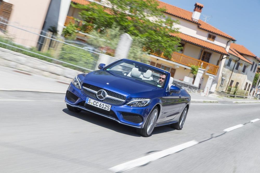 2016 Mercedes-Benz C200