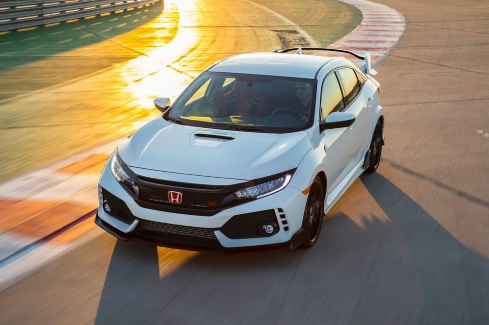 2018 Honda Civic Type R review - First Drive: Honda Civic Type R