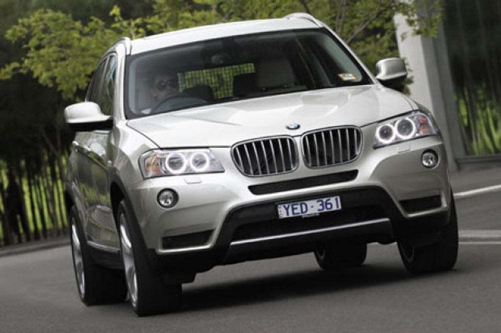 2012 BMW X3