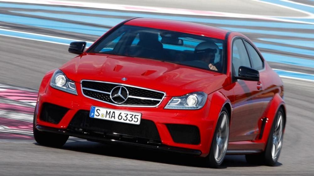 Sold Out Mercedes Benz C63 Amg Black Series