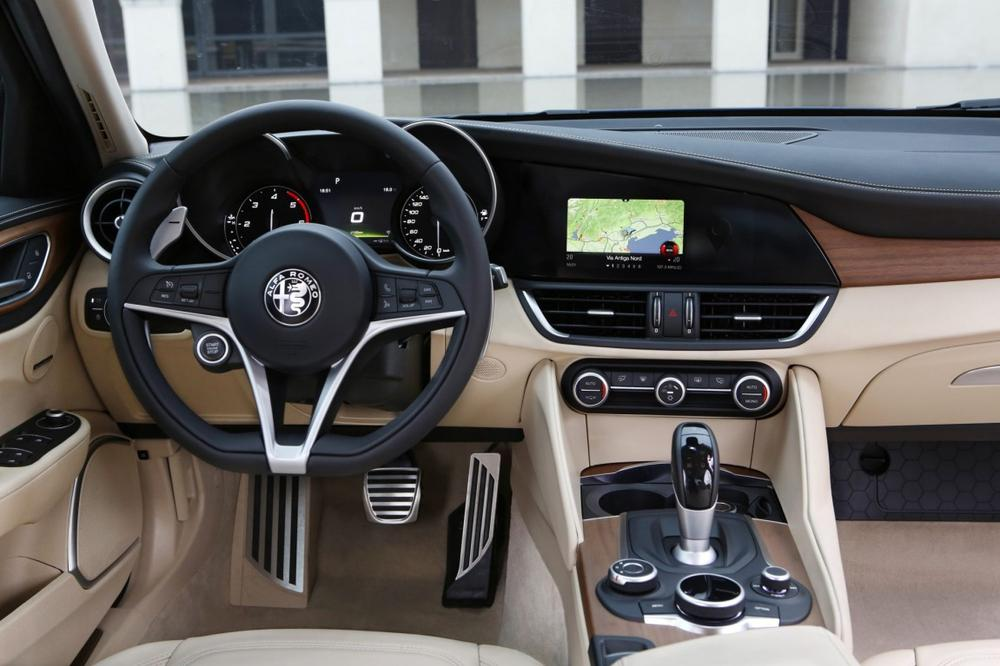 2015 Alfa Romeo Giulietta