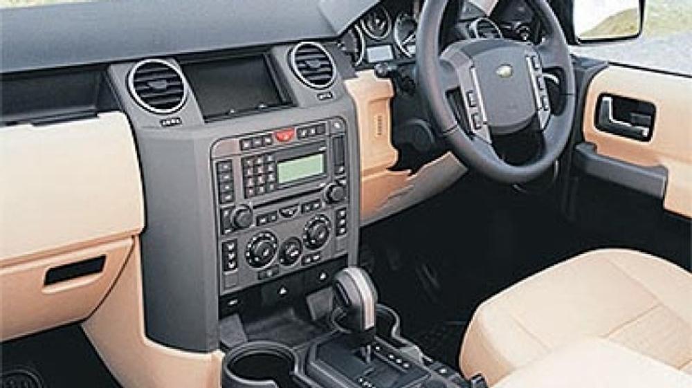 Land Rover Discovery 3 SE V6