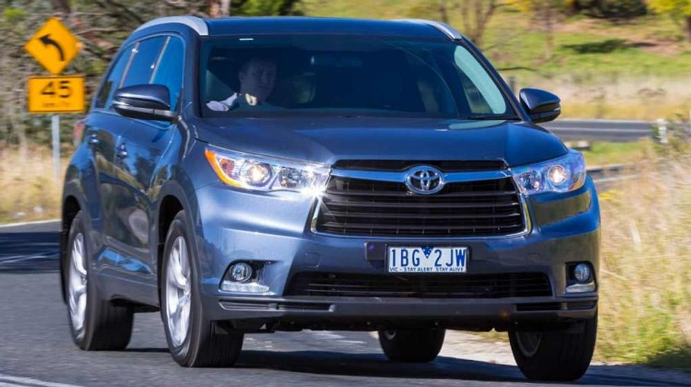 Seven-seat 4WD comparison review: Toyota Kluger v Mazda CX-9