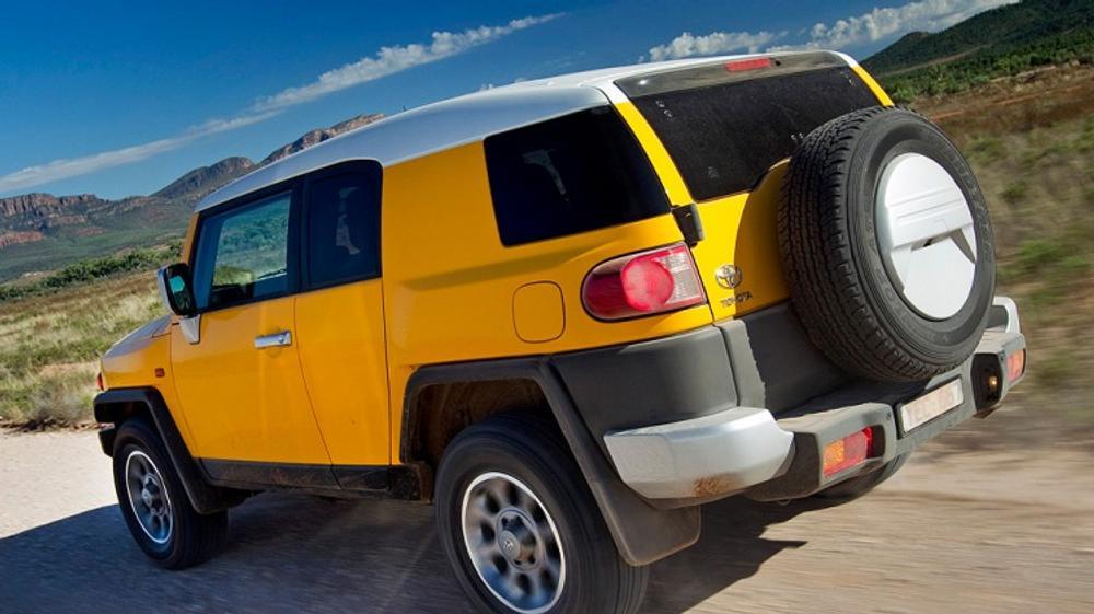 Toyota FJ Cruiser used car review