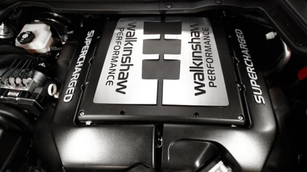 Walkinshaw unleashes Series II Supercar