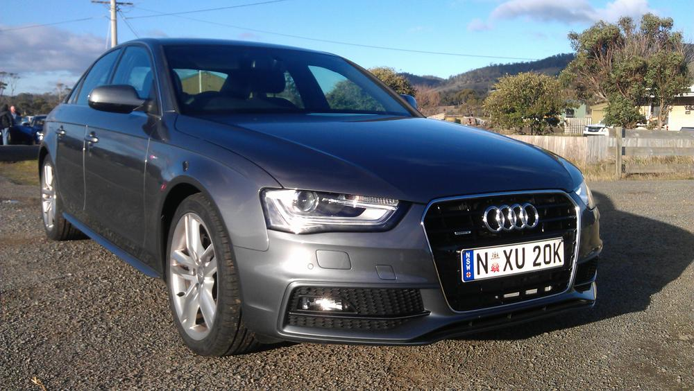 Audi A4 And S4 Review   2012 3 0 TDI, 3 0 TFSI Quattro And